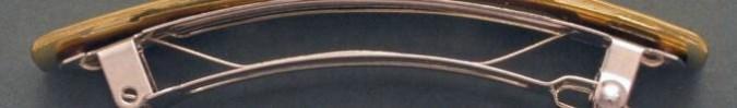 Hair barrettes