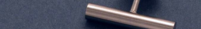 Collection rod of stainless steel