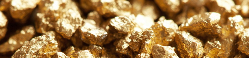 sustainably mined gold