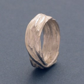 bassorted silver ring
